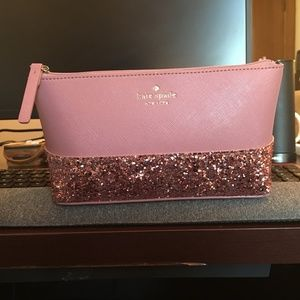 Kate Spade Little Shiloh Greta Court Makeup Bag